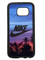 Carcasas de movil fundas tpu compatible con samsung galaxy s7 edge nike palmeras