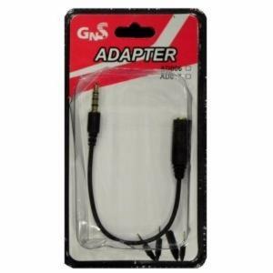 Cable Jack 3.5mm Macho A Hembra Audio Aux Auxiliar Cascos Alargador