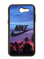 Carcasas de movil fundas compatible con samsung galaxy grand prime nike palmeras
