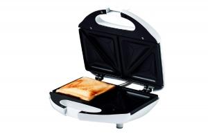 Sandwichera 750w 2 Sandwiches Luz Indicadora Mango Con Asa Cocinar Comida Cocina