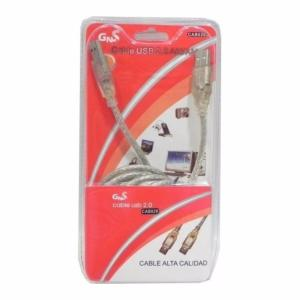 Prolongador USB M/M 5metros CAB049