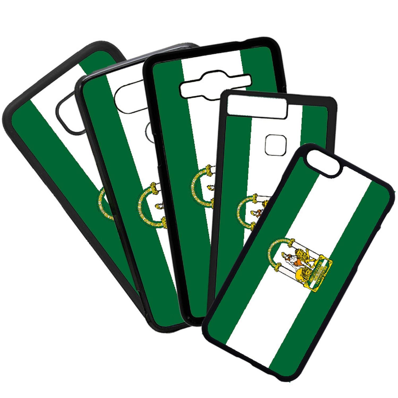 Carcasas De Móvil Fundas De Móviles De TPU Modelo Bandera de Andalucia