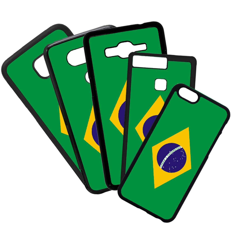Carcasas De Móvil Fundas De Móviles De TPU Modelo Bandera de Brasil