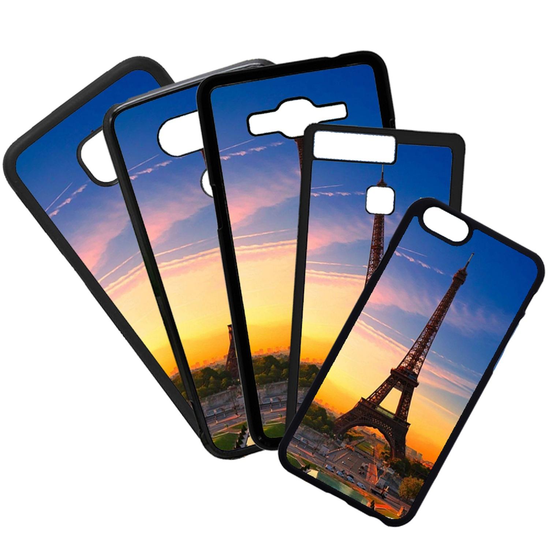Carcasas De Móvil Fundas De Móviles De TPU Modelo Torre Eiffel Paris Francia