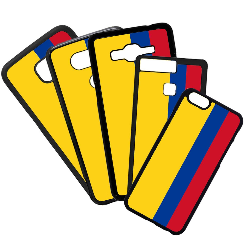 Carcasas De Móvil Fundas De Móviles De TPU Modelo Bandera de Colombia