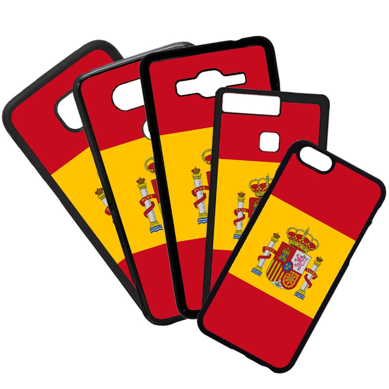 Carcasas De Móvil Fundas De Móviles De TPU Modelo Bandera de España