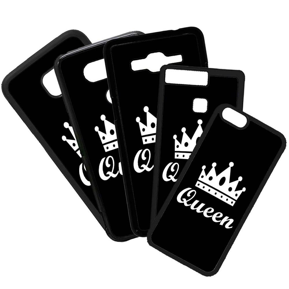 Carcasas De Móvil Fundas De Móviles De TPU Modelo Queen Reina Corona