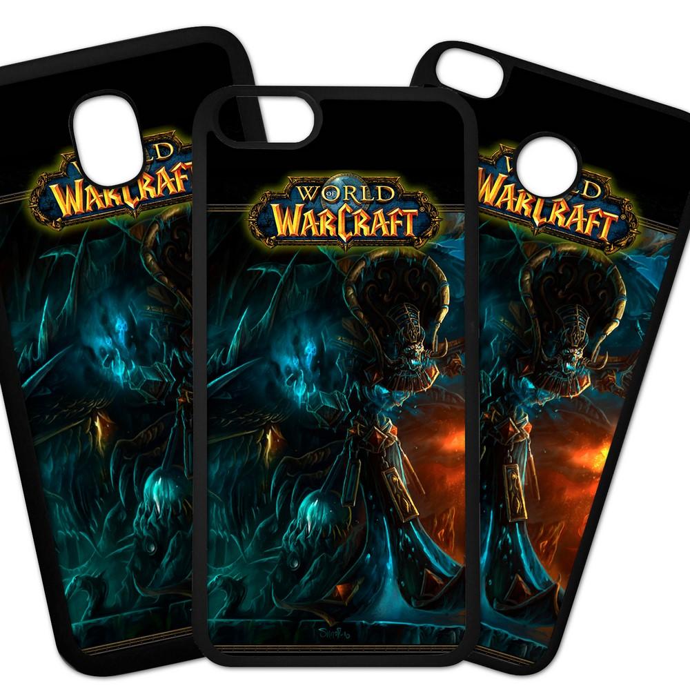 Carcasas De Móvil Fundas De Móviles De TPU Modelo Videojuegos, consolas, Worl of  Warcraft