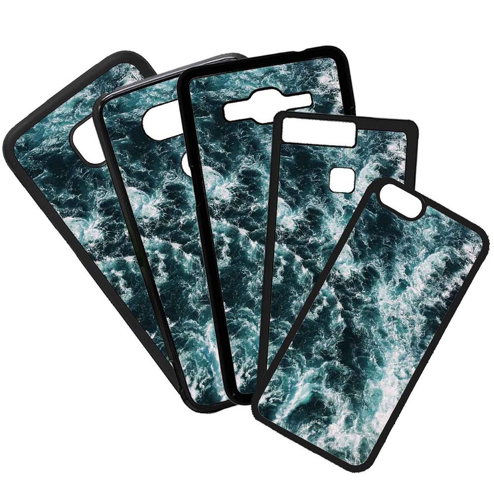 Carcasas De Móvil Fundas De Móviles De TPU Modelo Marmol azulado