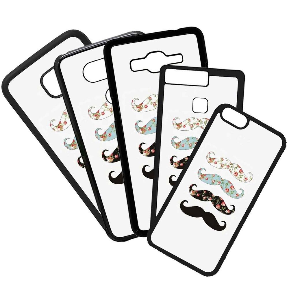 Carcasas De Móvil Fundas De Móviles De TPU Modelo Dibujos bigotes