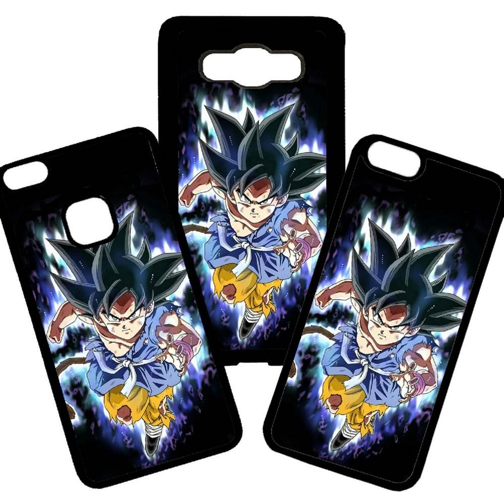 Carcasas De Móvil Fundas De Móviles De TPU Modelo Son Goku Dragon Ball Dibujos