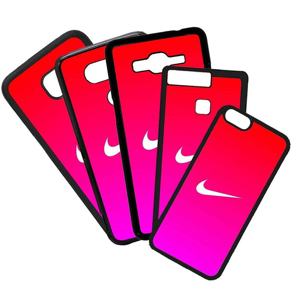 Carcasas De Móvil Fundas De Móviles De TPU Modelo Nike Color Marcas Logotipo Moda