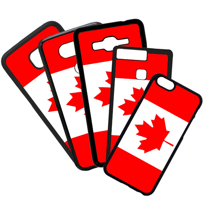 Carcasas De Móvil Fundas De Móviles De TPU Modelo Bandera de Canada