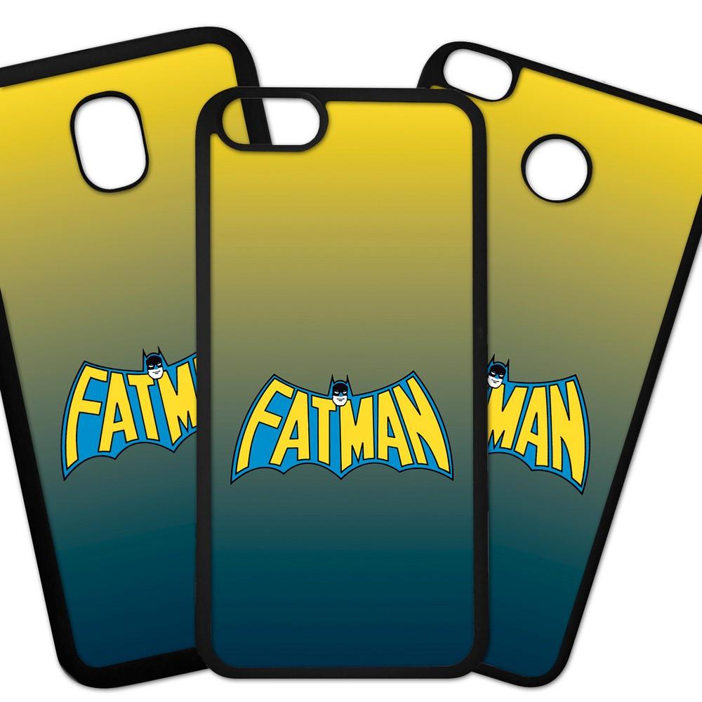 Carcasas De Móvil Fundas De Móviles De TPU Modelo Chistes hombre murcielago Fatman