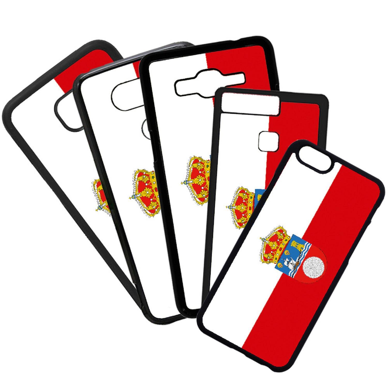 Carcasas De Móvil Fundas De Móviles De TPU Modelo Bandera de Cantabria