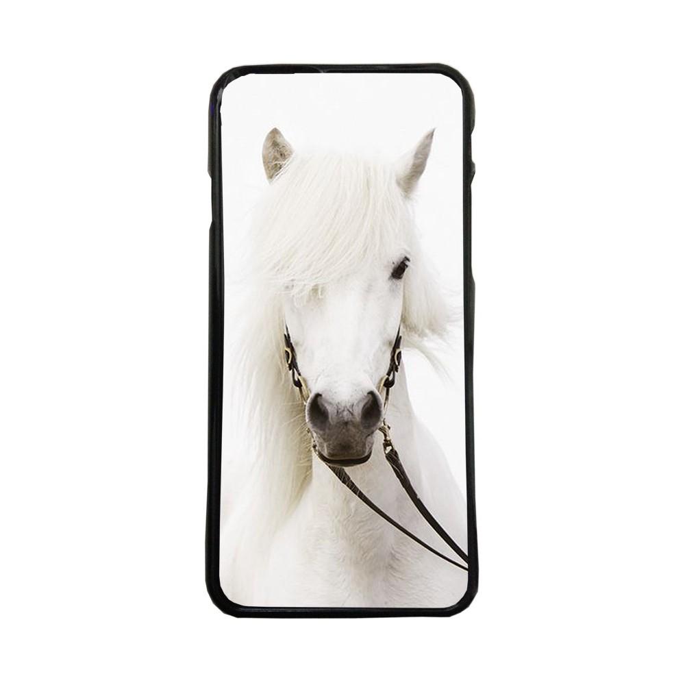 Carcasas De Móvil Fundas De Móviles De TPU Modelo tpu caballo blanco