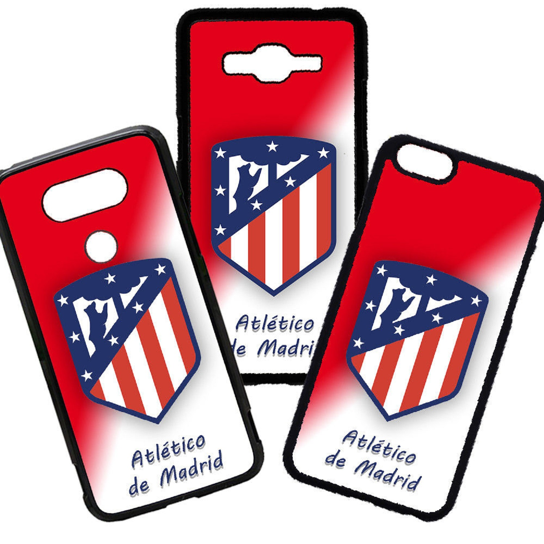 Carcasas De Móvil Fundas De Móviles De TPU Atletico De Madrid Escudo Futbol