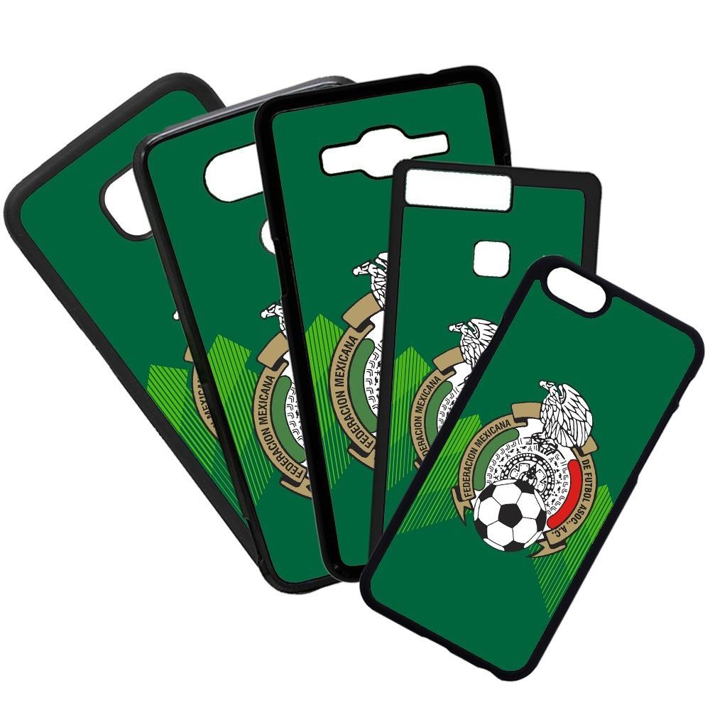 Carcasas De Móvil Fundas De Móviles De TPU Modelo selección de fútbol méxico escudo