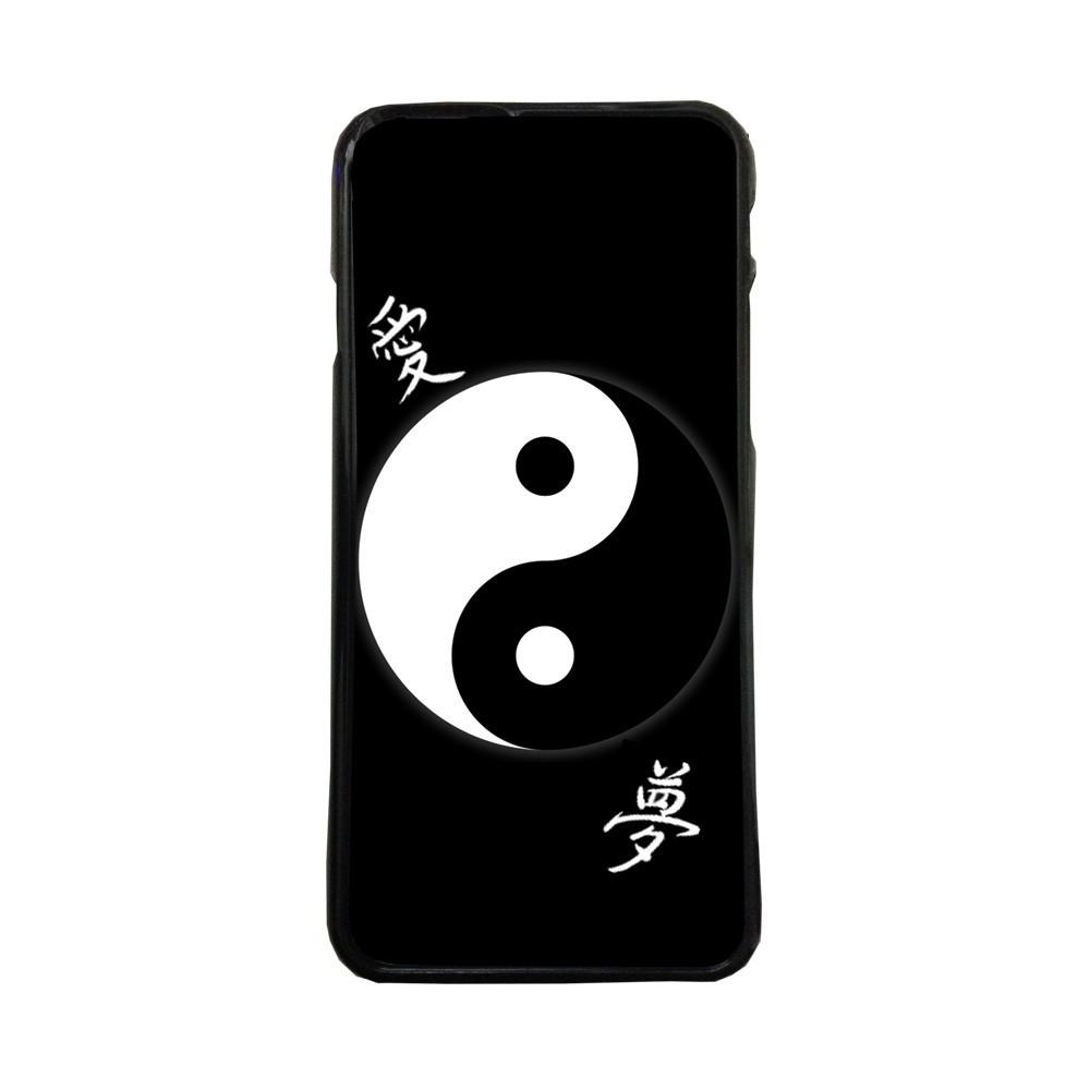 Carcasas De Móvil Fundas De Móviles De TPU Modelo yin y yang