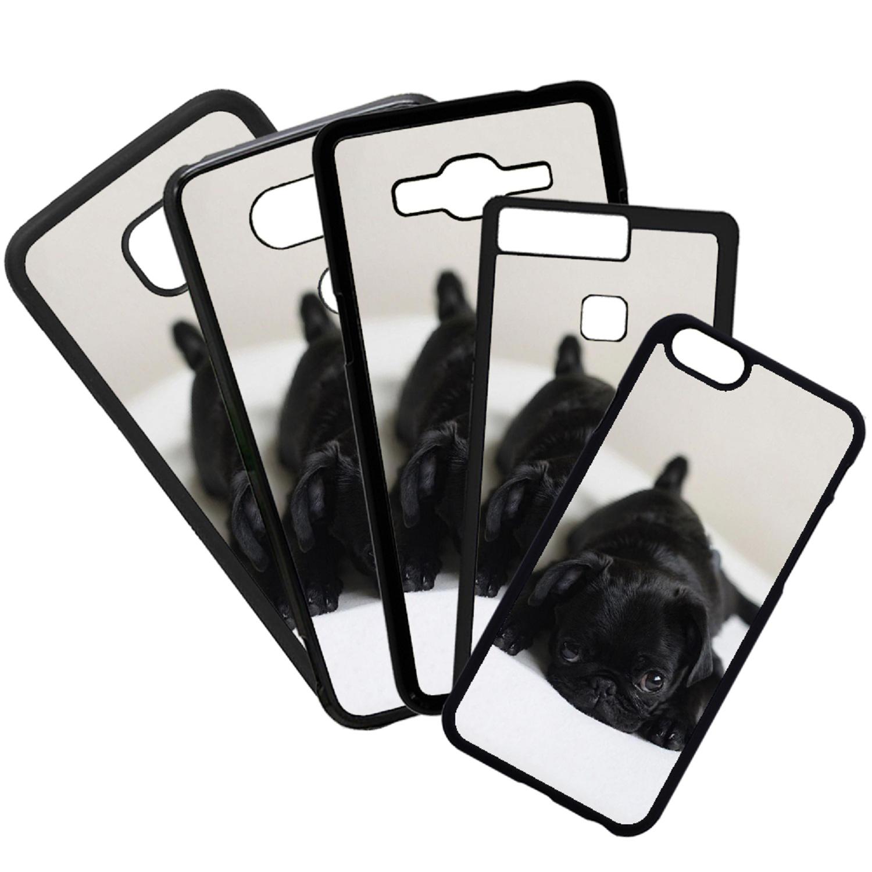 Carcasas De Móvil Fundas De Móviles De TPU Modelo Perro Mascota Tumbado Echado