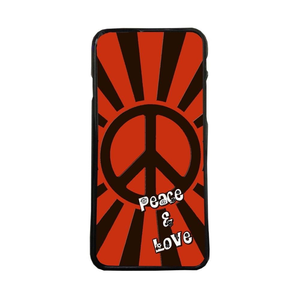Carcasas De Móvil Fundas De Móviles De TPU Modelo peace and love