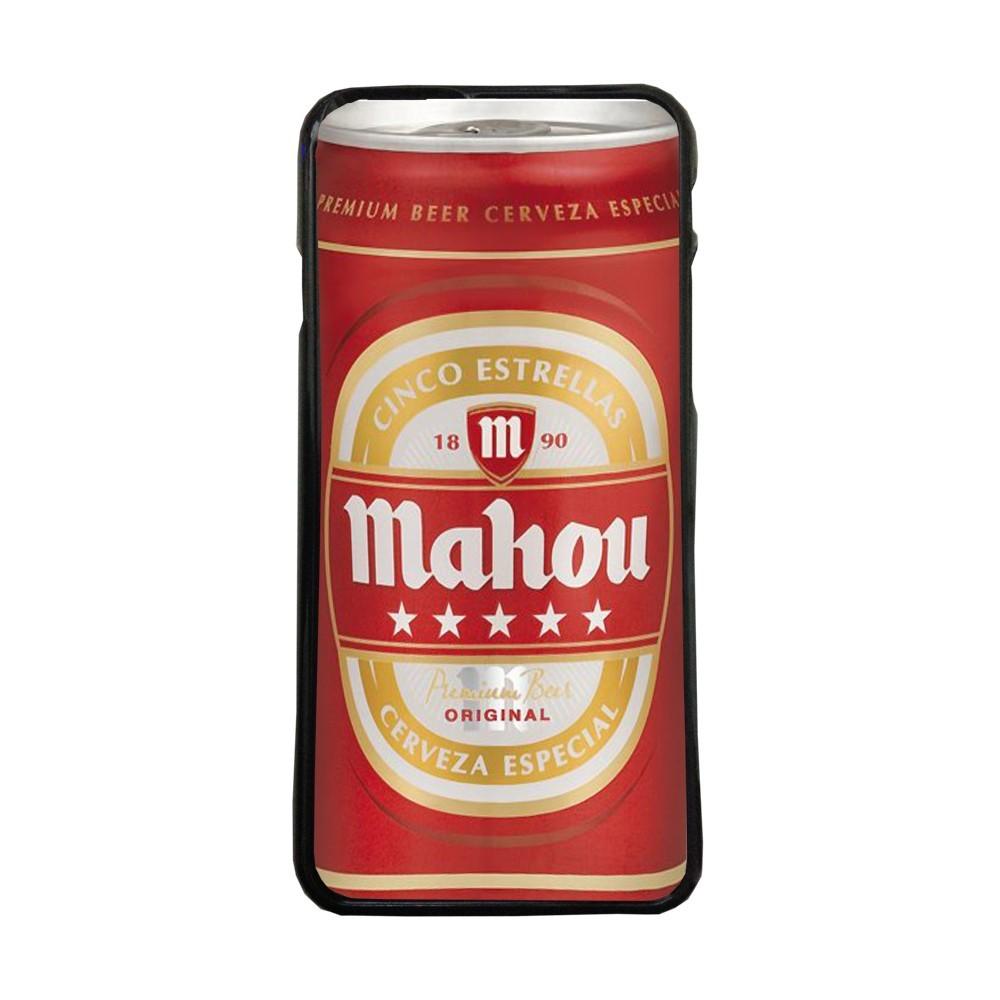 Carcasas De Móvil Fundas De Móviles De TPU Modelo cerveza mahou