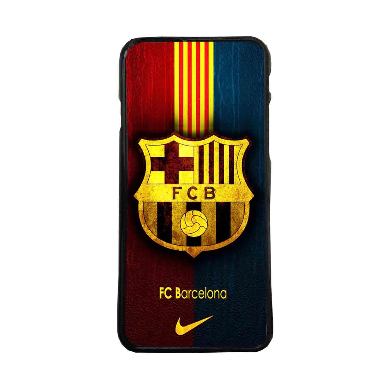Carcasas De Móvil Fundas De Móviles De TPU Modelo FC Barcelona Escudo