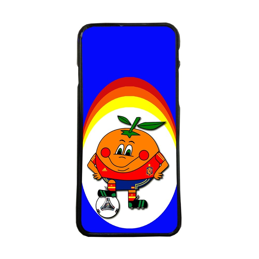 Carcasas De Móvil Fundas De Móviles De TPU Modelo naranjito mundial 82