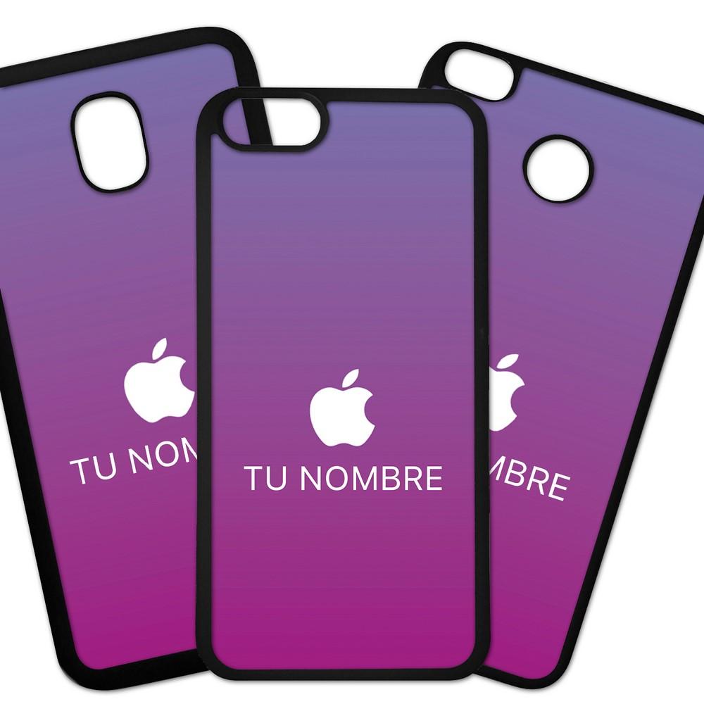 Carcasas De Móvil Fundas De Móviles De TPU Modelo Marcas Logotipo de tu Movil Con Tu El Nombre Que Quieras
